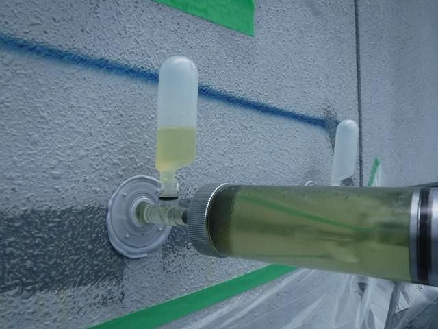 エポキシ樹脂注入工法